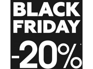 Черная пятница -20%